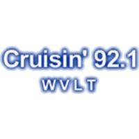 Logo of radio station WVLT Cruisin 92.1