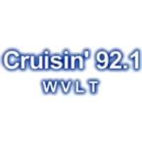 Logo of radio station WVLT Cruisin 92.1