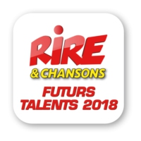 Logo of radio station Rire et Chansons Futurs Talents 2018