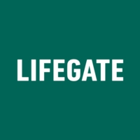 Logo of radio station LifeGate Radio