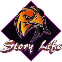 Logo of radio station StoryRadio