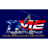 Logo of radio station The Micro Effect Patriot Radio