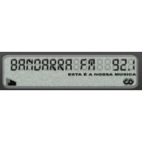 Logo de la radio Radio Bandarra 92.1 FM