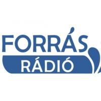 Logo of radio station Forrás Rádió