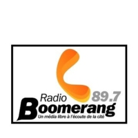 Logo of radio station Radio Boomerang 89.7 FM