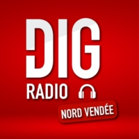 Logo of radio station DIG RADIO La Radio du Nord Vendée