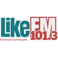 Logo of radio station Like FM 101.3 FM