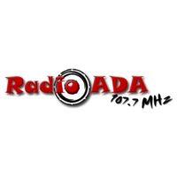 Logo of radio station Radio ADA