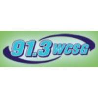 Logo of radio station WCSG