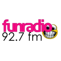 Logo of radio station KBYO Fun Radio 92.7
