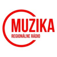 Logo de la radio Rádio Muzika
