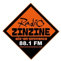 Logo of radio station Radio Zinzine Aix