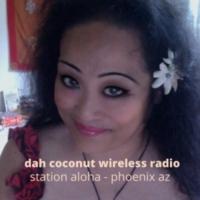 Logo of radio station Dah Coconut Wireless