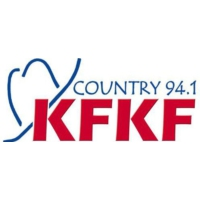 Logo of radio station KFKF Country 94.1