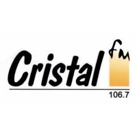 Logo of radio station Cristal Fm 106.7