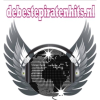 Logo of radio station De Best Piratenhits