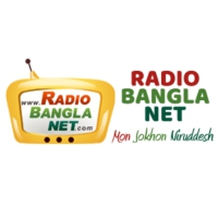 Logo of radio station Radio Bangla Net