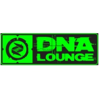Logo of radio station DNA Lounge
