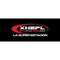 Logo of radio station XEPL La Super Estacion 91.3 FM