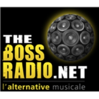 Logo of radio station The Boss Radio Pop