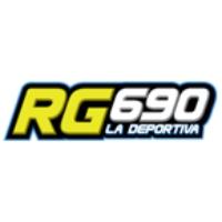 Logo de la radio RG la Deportiva