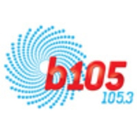 Logo of radio station B105