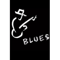Logo of radio station Radio Blues Music 4 Ever