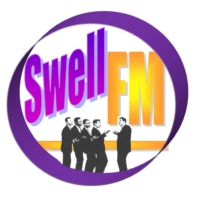 Logo of radio station Swell FM