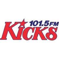 Logo of radio station WKHX Kicks 101.5