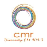 Logo of radio station CMR 101.3 FM