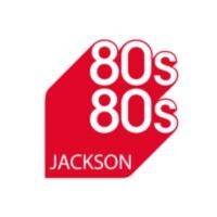Logo de la radio 80s80s Michael Jackson