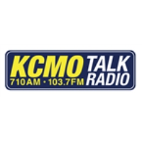 Logo of radio station KCMO Talk Radio
