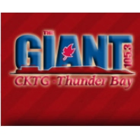Logo de la radio CKTG - The Giant