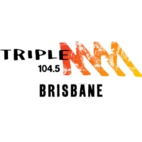 Logo of radio station Triple M Brisbane