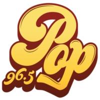 Logo de la radio Pop 96.5