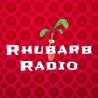 Logo of radio station Rhubarb Radio