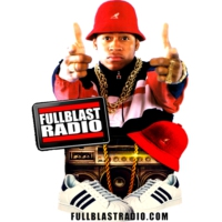 Logo of radio station FullblastRadio