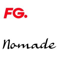 Logo de la radio FG NOMADE