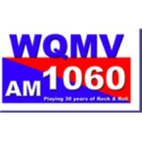Logo of radio station WQMV