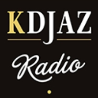 Logo of radio station KDJAZ RADIO