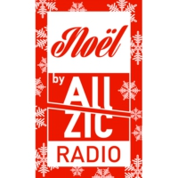 Logo of radio station Allzic Radio Noël