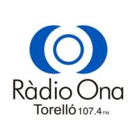 Logo of radio station Ràdio Ona