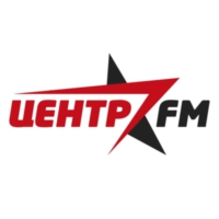 Logo of radio station Центр FM