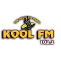 Logo of radio station Kool 103.3 FM