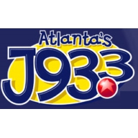 Logo of radio station WVFJ Atlanta's Christian Music Authority 93.3 FM
