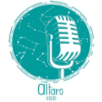 Logo of radio station ALTARO RADIO