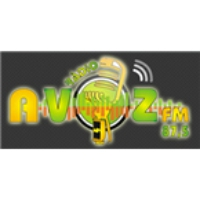 Logo of radio station Radio A Voz FM