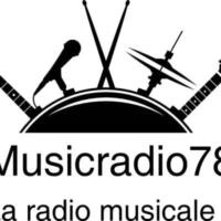 Logo of radio station musicradio78