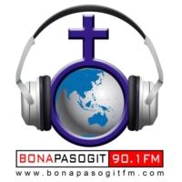 Logo de la radio Bona Pasogit FM