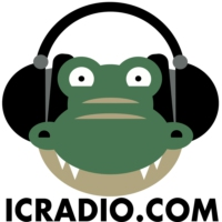 Logo of radio station IC Radio